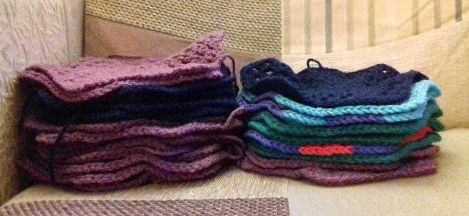 Crochet Hexagons