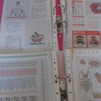 Pattern Folders