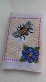 Bee Needlecase