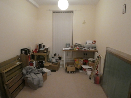Before the Spring-Clean