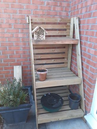 Balcony Ladder