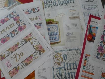 Bookish Patterns