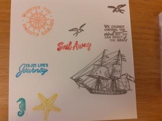 Sailing the High Seas